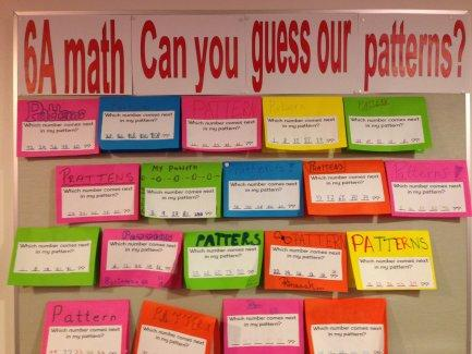 Math - Find Patterns